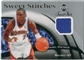 2006/07 Upper Deck Sweet Shot Stitches #MP Mickael Pietrus