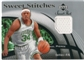 2006/07 Upper Deck Sweet Shot Stitches #PP Paul Pierce