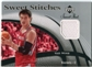 2006/07 Upper Deck Sweet Shot Stitches #YM Yao Ming