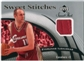 2006/07 Upper Deck Sweet Shot Stitches #ZI Zydrunas Ilgauskas