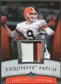 2006 Upper Deck Exquisite Collection Patch Silver #EPCF Charlie Frye /50