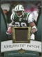 2006 Upper Deck Exquisite Collection Patch Gold #EPCM Curtis Martin /30