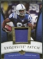 2006 Upper Deck Exquisite Collection Patch Gold #EPMH Marvin Harrison /30