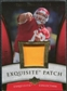 2006 Upper Deck Exquisite Collection Patch Gold #EPTG Trent Green /30