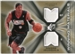 2006/07 Upper Deck SPx Winning Materials #WMAI Andre Iguodala