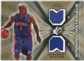 2006/07 Upper Deck SPx Winning Materials #WMCB Chauncey Billups