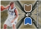2006/07 Upper Deck SPx Winning Materials #WMDN Dirk Nowitzki