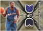 2006/07 Upper Deck SPx Winning Materials #WMGA Gilbert Arenas