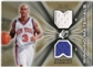 2006/07 Upper Deck SPx Winning Materials #WMSM Stephon Marbury