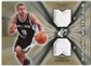 2006/07 Upper Deck SPx Winning Materials #WMTP Tony Parker