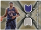 2006/07 Upper Deck SPx Winning Materials #WMVC Vince Carter