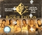 2007/08 Upper Deck SP Rookie Edition Basketball Hobby Box