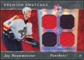 2006/07 Upper Deck Ultimate Collection Premium Swatches #PSJB Jay Bouwmeester /50