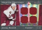 2006/07 Upper Deck Ultimate Collection Premium Swatches #PSJR Jeremy Roenick /50