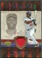 2007 Upper Deck Artifacts Antiquity Artifacts Patch #HU Torii Hunter /50