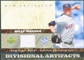2007 Upper Deck Artifacts Divisional Artifacts #BW Billy Wagner /199