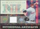 2007 Upper Deck Artifacts Divisional Artifacts Limited #BW Billy Wagner /130