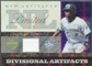 2007 Upper Deck Artifacts Divisional Artifacts Limited #HR Hanley Ramirez /130