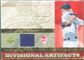 2007 Upper Deck Artifacts Divisional Artifacts Gold #JN Joe Nathan