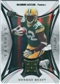 2007 Upper Deck Trilogy Sunday Best Jersey Silver #BJ Brandon Jackson /199