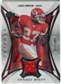 2007 Upper Deck Trilogy Sunday Best Jersey Silver #LJ Larry Johnson /199