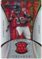 2007 Upper Deck Trilogy Materials Silver #WD Warrick Dunn /199