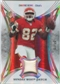 2007 Upper Deck Trilogy Sunday Best Jersey Patch #DB Dwayne Bowe /79