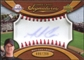 2007 Upper Deck Sweet Spot Signatures Red Stitch Blue Ink #MC Matt Cain /299