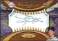 2007 Upper Deck Sweet Spot Signatures Gold Stitch Gold Ink #JN Joe Nathan /99