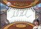 2007 Upper Deck Sweet Spot Signatures Silver Stitch Silver Ink #AG Adrian Gonzalez 7/23