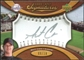 2007 Upper Deck Sweet Spot Signatures Silver Stitch Silver Ink #MC Matt Cain 9/18