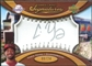 2007 Upper Deck Sweet Spot Signatures Silver Stitch Silver Ink #YG Chris B. Young Autograph /24