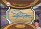 2007 Upper Deck Sweet Spot Signatures Bat Barrel Blue Ink #JN Joe Nathan Autograph /36
