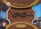 2007 Upper Deck Sweet Spot Signatures Glove Leather Black Ink #CC Chris Capuano /75