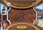2007 Upper Deck Sweet Spot Signatures Glove Leather Black Ink #CQ Carlos Quentin /75