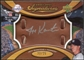 2007 Upper Deck Sweet Spot Signatures Glove Leather Silver Ink #KA Jeff Karstens Autograph /25
