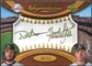 2007 Upper Deck Sweet Spot Dual Signatures Gold Stitch Gold Ink #DH Dan Haren Huston Street Autograph /10