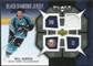 2007/08 Upper Deck Black Diamond Jerseys #BDJBG Bill Guerin