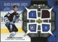 2007/08 Upper Deck Black Diamond Jerseys #BDJBR Brad Richards