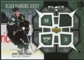 2007/08 Upper Deck Black Diamond Jerseys #BDJJL Jere Lehtinen
