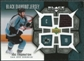 2007/08 Upper Deck Black Diamond Jerseys #BDJJT Joe Thornton