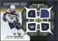 2007/08 Upper Deck Black Diamond Jerseys #BDJPF Peter Forsberg
