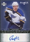 2007/08 Upper Deck Black Diamond Gemography #GJM Jay McClement Autograph