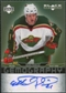 2007/08 Upper Deck Black Diamond Gemography #GMP Mark Parrish Autograph
