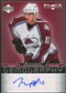 2007/08 Upper Deck Black Diamond Gemography #GRI Brad Richardson Autograph