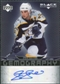 2007/08 Upper Deck Black Diamond Gemography #GSS Steve Sullivan Autograph