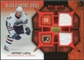 2007/08 Upper Deck Black Diamond Jerseys Ruby Dual #BDJLU Joffrey Lupul /100