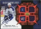 2007/08 Upper Deck Black Diamond Jerseys Ruby Dual #BDJMI Michael Peca /100
