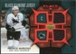 2007/08 Upper Deck Black Diamond Jerseys Ruby Dual #BDJPM Patrick Marleau /100