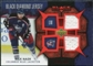 2007/08 Upper Deck Black Diamond Jerseys Ruby Dual #BDJRN Rick Nash /100